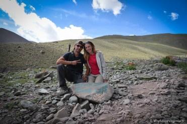 2014-08-04 10-03-25 Ladakh Stok Kangri 6000m