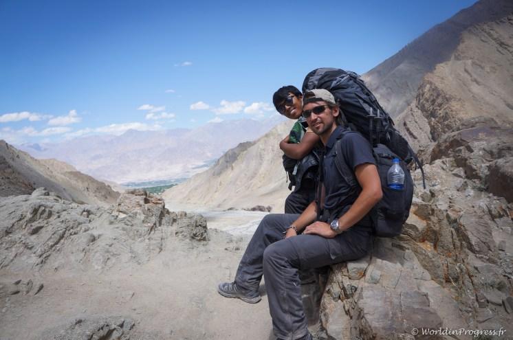 2014-08-04 13-36-05 Ladakh Stok Kangri 6000m