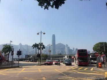 Hong Kong ensoleillé