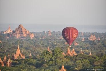 Top 3 : survoler Bagan en montgolfière