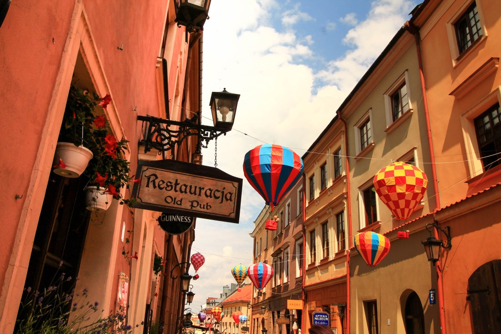 guide to lublin, polish cities, lublin, poland, city break