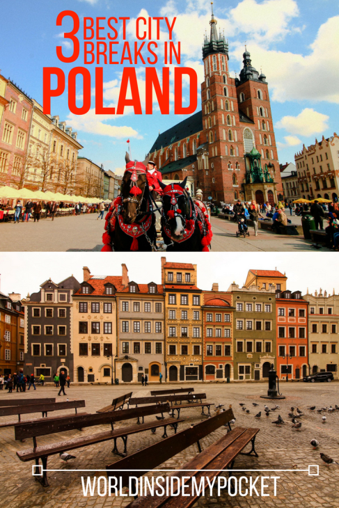 guide to warsaw, guide to krakow,