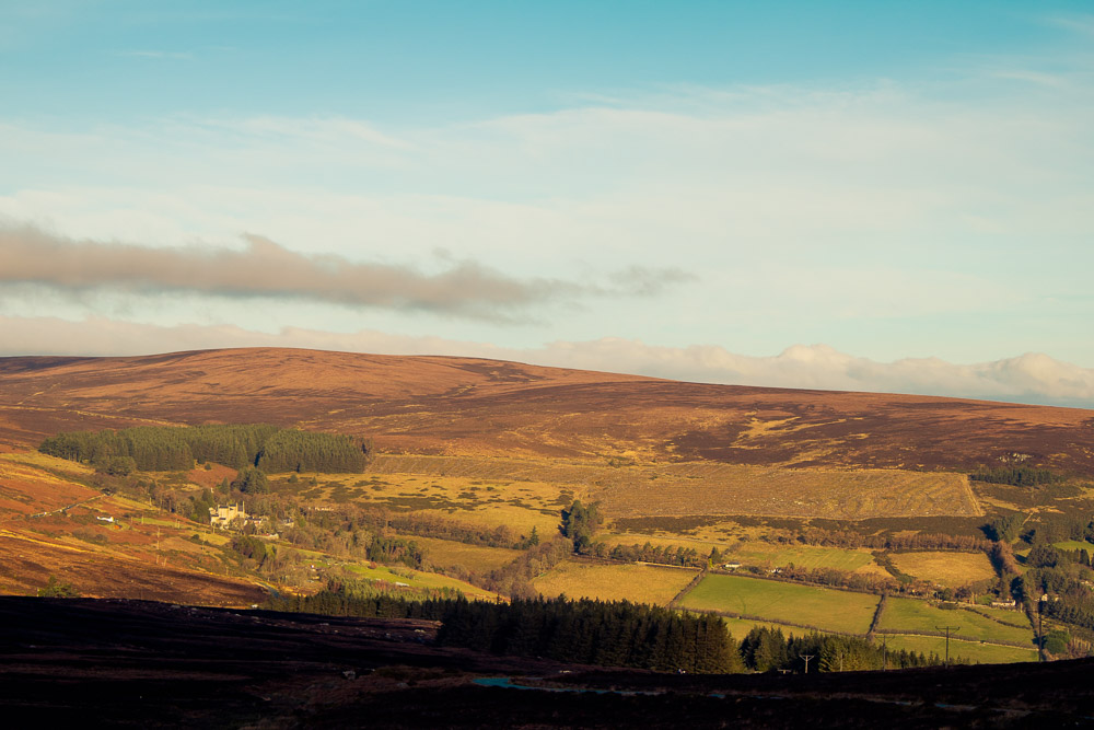Military Road, Wicklow National Park, 2 day trips from Dublin