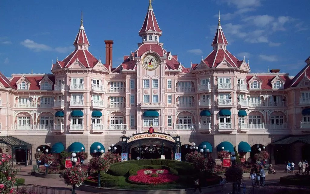 Disneyland-Resort-Paris-France