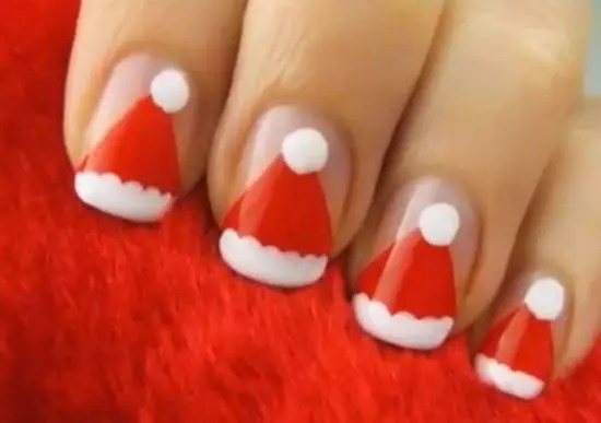 15-Simple-Easy-Christmas-Nail-Art-Designs-Ideas-2012-For-Beginners-Learners-6