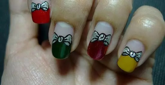 15-Simple-Easy-Christmas-Nail-Art-Designs-Ideas-2012-For-Beginners-Learners-8