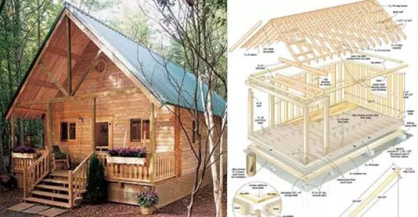 Build This Amazing Cozy Tiny Home For Under 6000 World