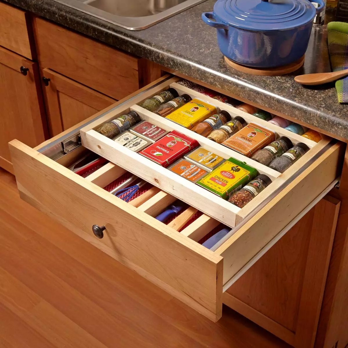 brilliant spices storage ideas for a
