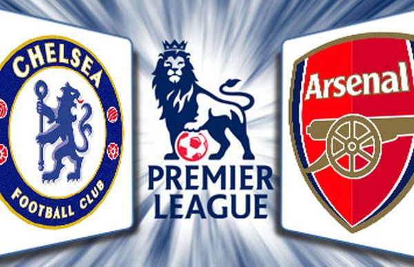 chelsea vs. arsenal logo