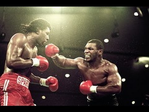 Mike Tyson Defeats Tony Tucker