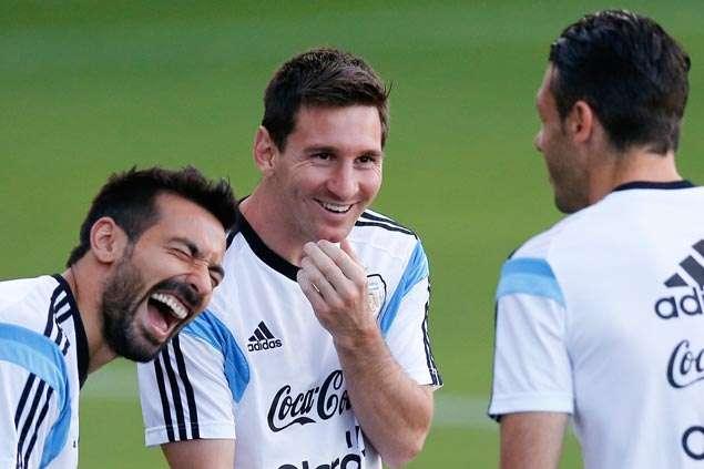 Will Messi Join The Elite List Of Pele, Maradona, Ronaldo And Zidane?