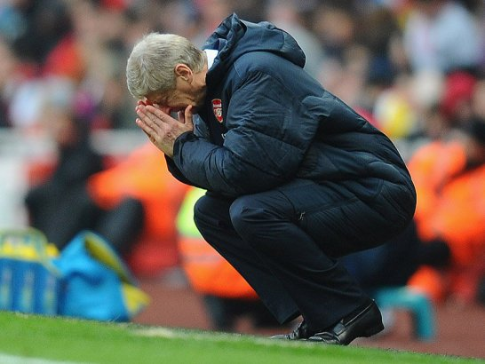 Is Arsene Wenger Guilty Of The Gunners Poor Form?