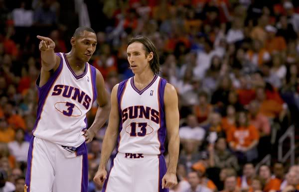 In 2005, Boris Diaw Was Acquired In A Trade For The Suns' Best Three-Point Shooter, Joe Johnson. Diaw Made An Immediate Impact, Winning The Nba'S Most Improved Player In 2006.