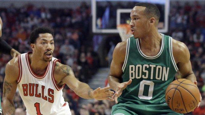 Chi Bulls Celtics