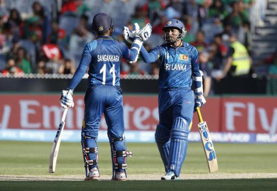 Sri Lanka picked up an easy win against Bangladesh at the MCG