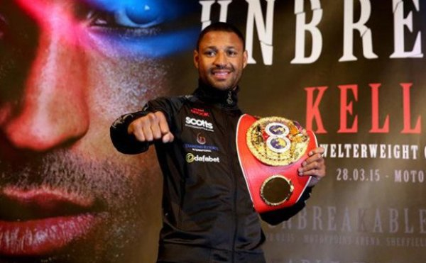 Kell Brook vs Jo Jo Dan