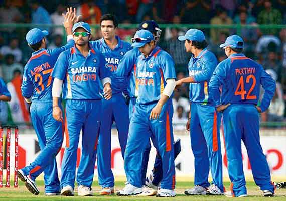 India have qualified for the semifinals, winning all seven of their world cup matches