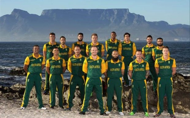 south africa world cup squad