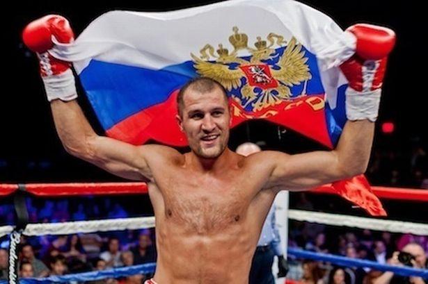 Sergey Kovalev13