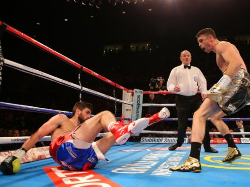 Callum Drops Smith Rocky Fielding E1447192616589