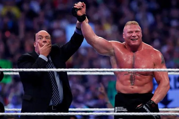 Brock Lesnar conquered the Undertaker's undefeated streak at Wrestlemania XXX