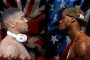 Deontay Wilder vs Anthony Joshua