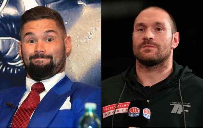 Tyson Fury Vs Tony Bellew
