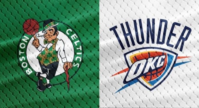 Celtics Vs Thunder