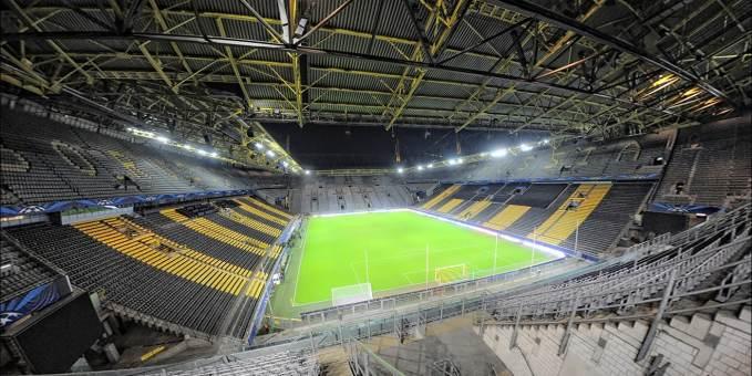 Dortmund Signal Iduna Park 4 Defish