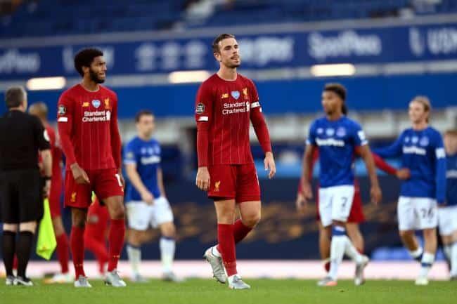 Van Dijk will be a major loss to Reds