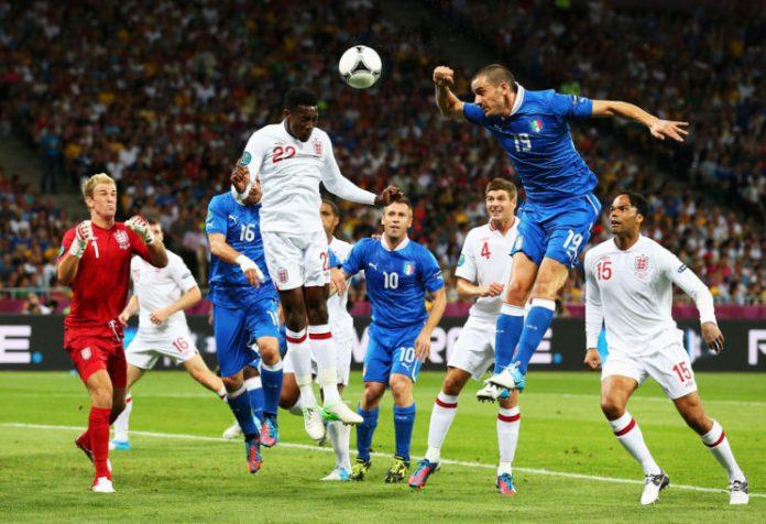 England vs Italy Euro 2012