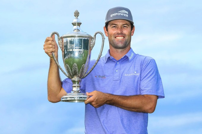 Pga Tour - Streb Takes Rsm Classic On Second Playoff Hole