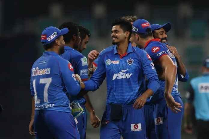 Delhi Capitals beat Sunrisers Hyderabad to reach first IPL final