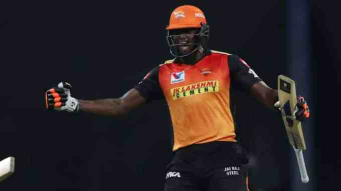 Holder shines for Sunrisers Hyderabad with bat, ball