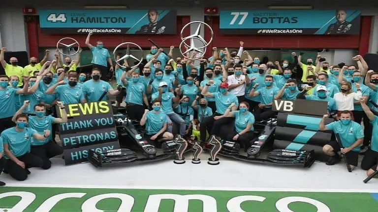 2020 Season Didn'T Have The Best Of Action On Track