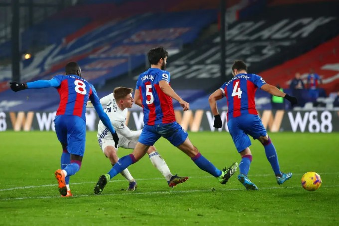 Crystal Palace, Leicester, Chelsea &Amp; Villa All Pick Up Points