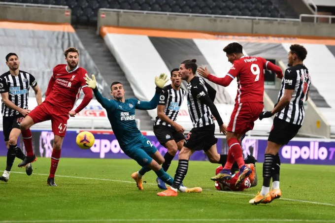 Motm Performance From Darlow Helps Newcastle Hold Liverpool