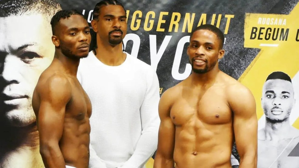 Linus Udofia Gets His First Major Oppertunity On The Undercard Of Joe Joyce