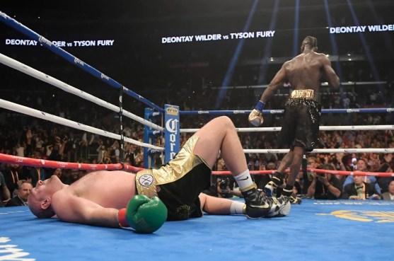 Trilogy: Fury V Wilder - The Rocky 3 Remake