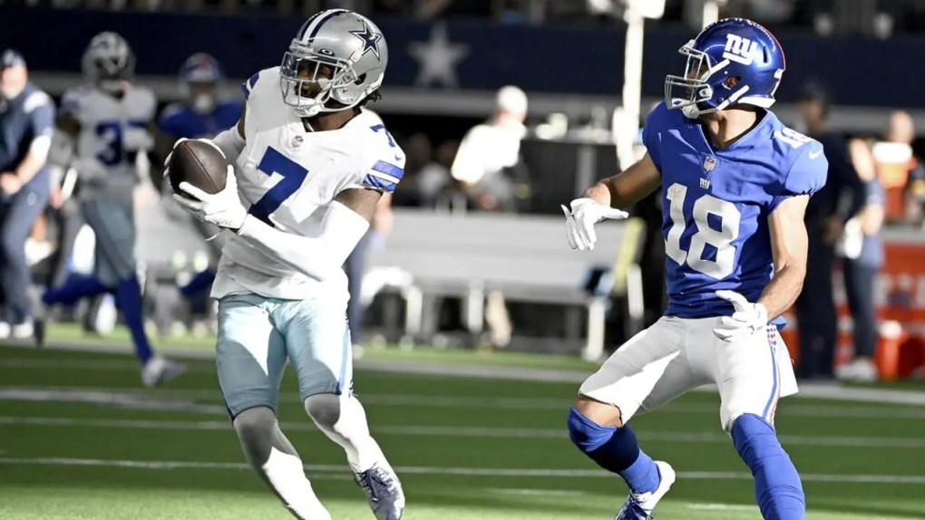 Nfl Week 5 Saw Diggs And The Cowboys Continue To Roll