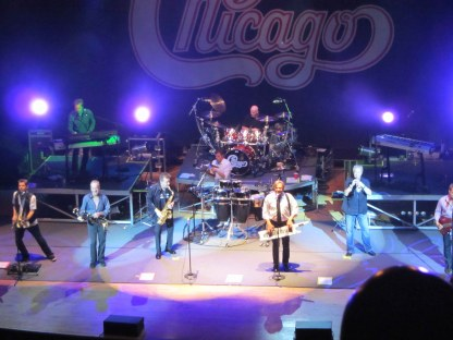 Chicago in Massey Hall