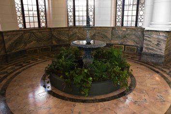 Casa Loma - flower bed