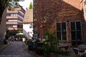 Ресторан Concordenhaus