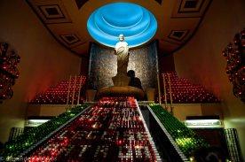 Свечи в Оратории Святого Иосифа