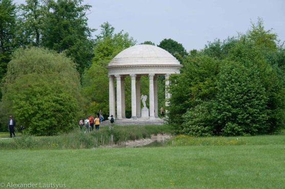 Беседка, Petit Trianon, Versailles