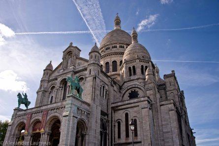 Sacré-Cœur, Paris-2