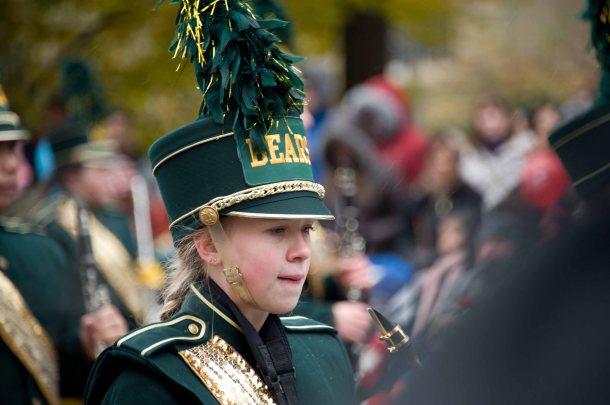 Musician - clarinet
