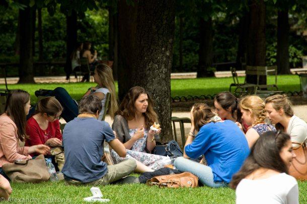 Sarbonne University Students