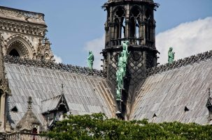 Notre-Dame Roof