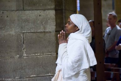 Notre-Dame prayer